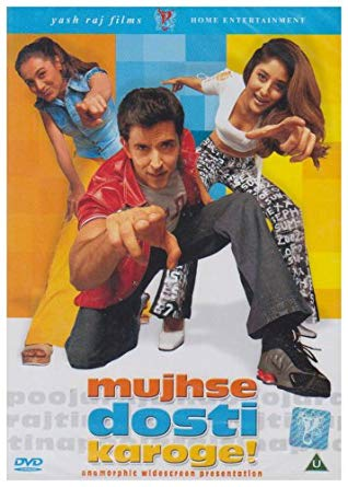 Mujhse Dosti Karoge 2002 Hindi 720p DVDRip 1GB