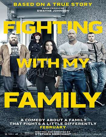 Fighting with My Family 2019 Full English Movie 300mb Download