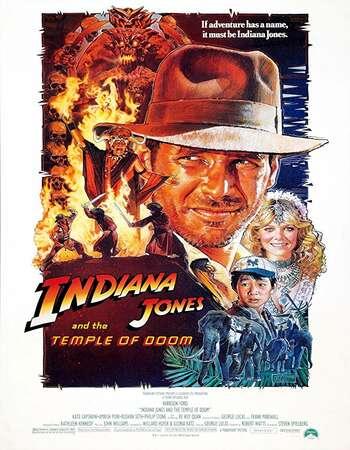 Indiana Jones and the Temple of Doom 1984 Hindi Dual Audio BRRip Full Movie 720p Download