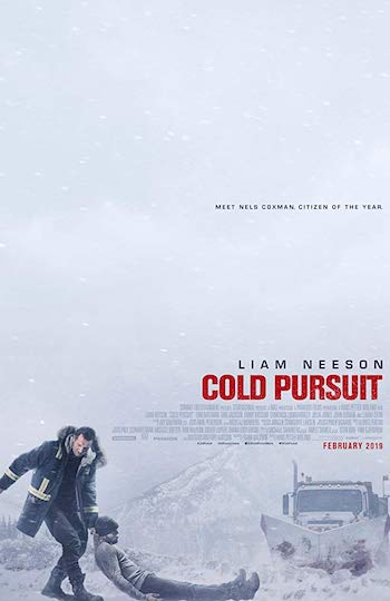 Cold Pursuit 2019 English 720p WEB-DL 950MB ESubs