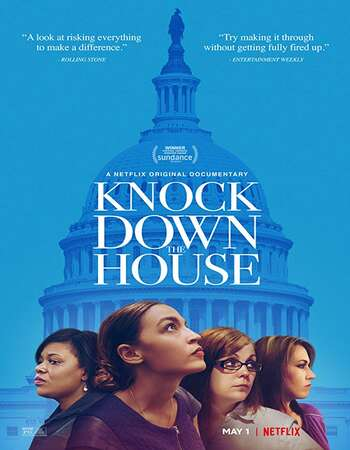 Knock Down the House 2019 Hindi Dual Audio Web-DL Full Movie Download