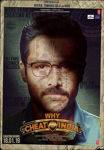 Why Cheat India 2019 Hindi 720p WEB-DL 800mb