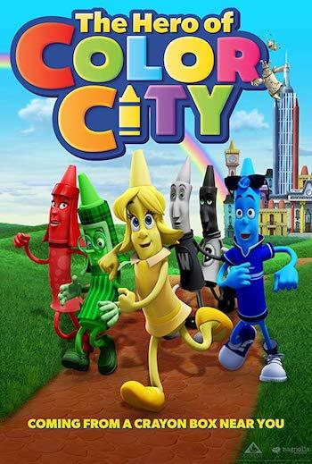 The Hero of Color City 2014 Dual Audio Hindi 720p BluRay 750mb