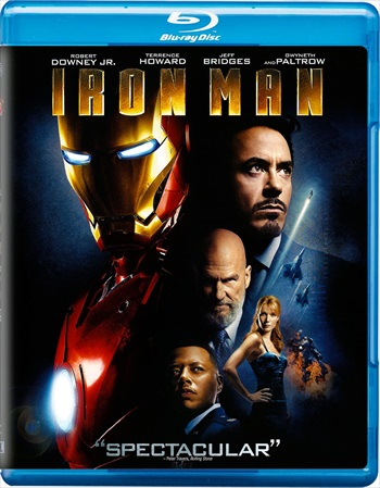 Iron Man 2008 Dual Audio ORG Hindi 1080p BluRay 3GB
