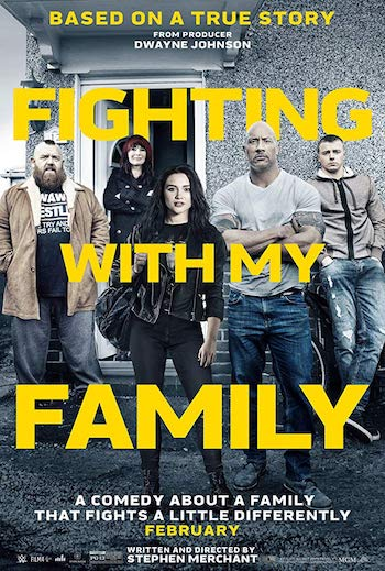 Fighting with My Family 2019 English Movie Download