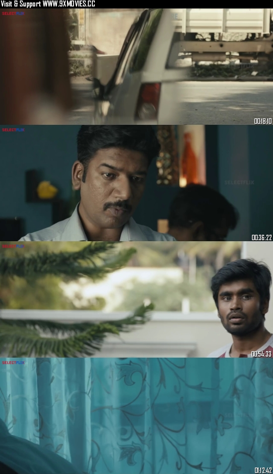 Dhuruvangal Pathinaaru 2019 Hindi Dubbed 480p HDRip 300MB