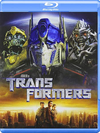 Transformers 2007 Dual Audio Hindi Bluray Movie Download