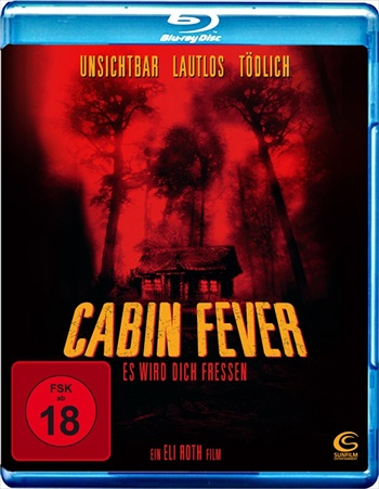 Cabin Fever 2002 Dual Audio Hindi Bluray Full 300mb Download