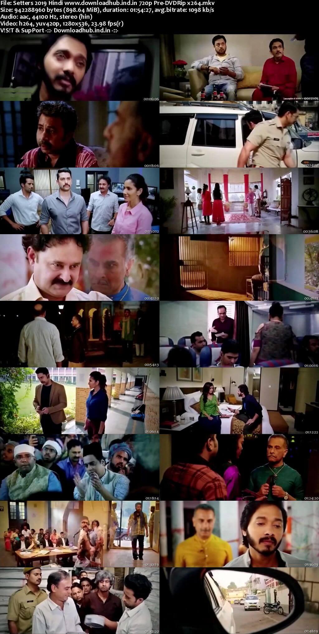 Setters 2019 Hindi 720p Pre-DVDRip x264