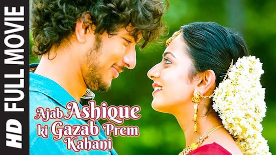 Ajab Ashique Ki Gajab Kahani 2019 Hindi Dubbed 720p HDRip 800mb