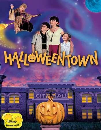 Halloweentown 1998 Hindi Dual Audio WEBRip Full Movie Download
