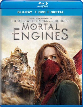 Mortal Engines 2018 Dual Audio ORG Hindi Bluray Movie Download