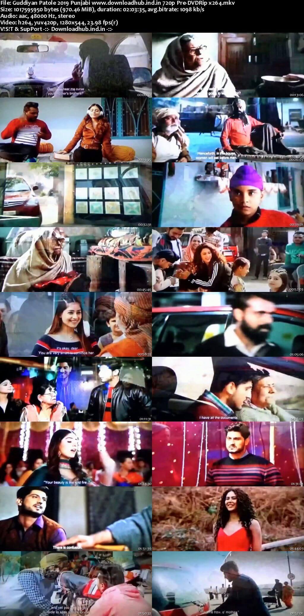 Guddiyan Patole Screen Shot 1