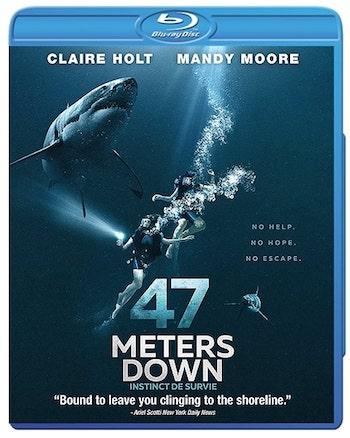47 Meters Down 2017 Dual Audio Hindi 720p BluRay 850MB