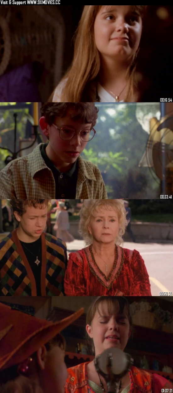 Halloweentown 1998 Dual Audio Hindi 480p WEBRip 280mb