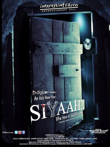 Siyaah 2013 Urdu 720p HDRip x264 800MB