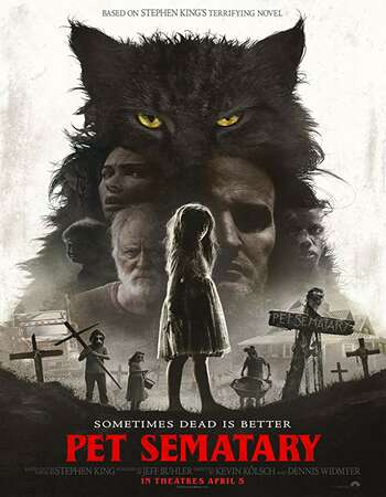 Pet Sematary 2019 Hindi Dual Audio Web-DL Full Movie 720p HEVC Download