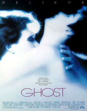 Ghost 1990 Hindi Dual Audio BRRip Full Movie 480p Download