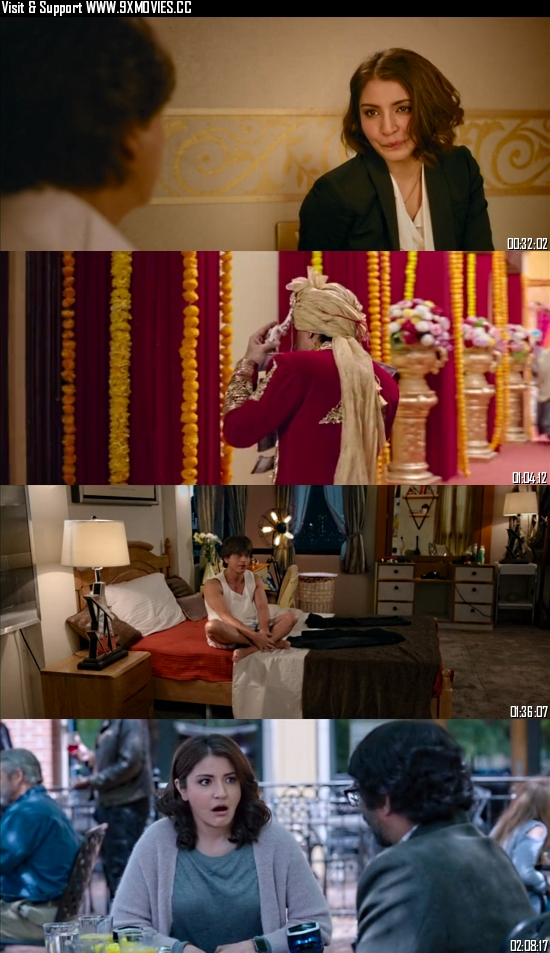 Zero 2018 Hindi 720p DVDRip 1.1GB