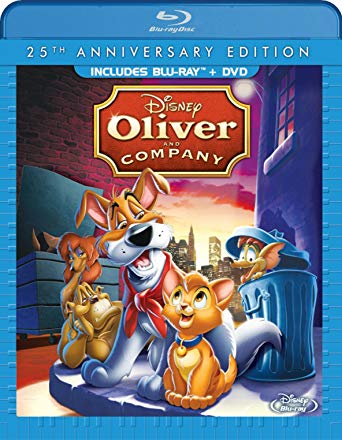 Oliver and Company 1988 Dual Audio Hindi 720p BluRay 700mb