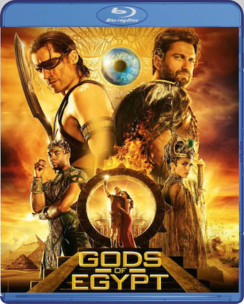 Gods of Egypt 2016 Dual Audio ORG Hindi Bluray Full 300mb Download