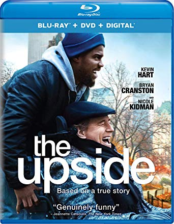The Upside 2019 English 720p BRRip 1.1GB ESubs