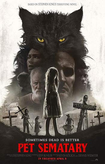 Pet Sematary 2019 English 720p HDRip 800MB