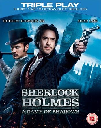 Sherlock Holmes A Game Of Shadows 2011 Dual Audio Hindi Bluray Movie Download