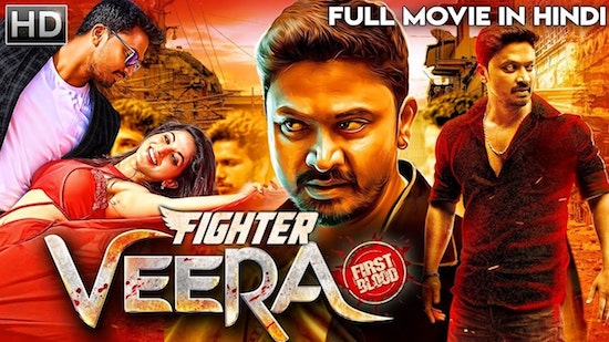 Fighter Veera 2019 Hindi Dubbed Full 300mb Movie Download