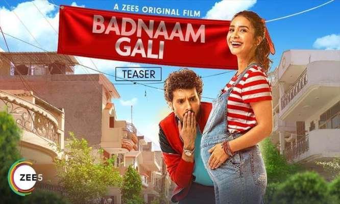 Badnaam Gali Zee5 Movie Watch Online