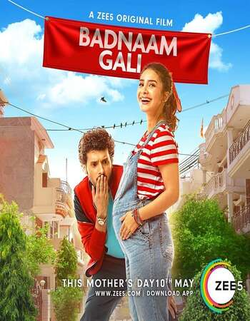 Badnaam Gali 2019 Hindi Movie Download