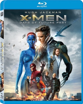 X Men Days of Future Past 2014 Dual Audio Hindi 480p BluRay 350mb