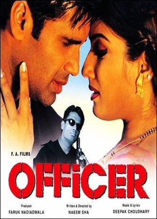 Officer 2001 Hindi 720p WEBRip 1.1GB