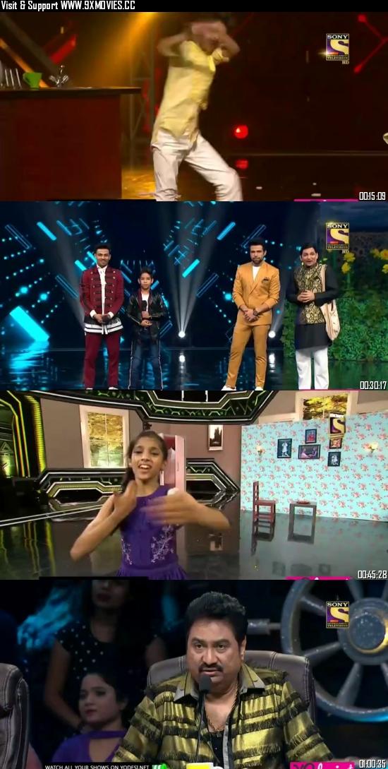 Super Dancer Chapter 3 - 12 May 2019 HDTV 480p 300MB