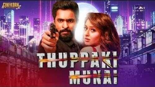 Thuppaki Munnai 2019 Hindi Dubbed Full Movie 720p Download