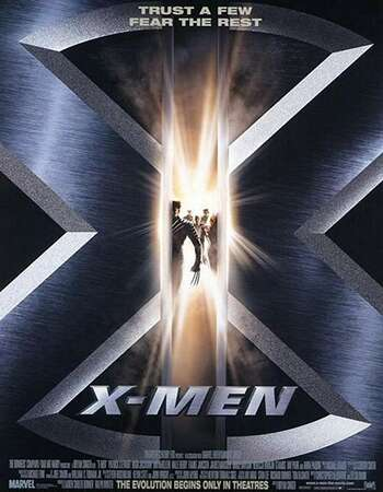 X-Men 2000 Hindi Dual Audio BRRip Full Movie 720p Download