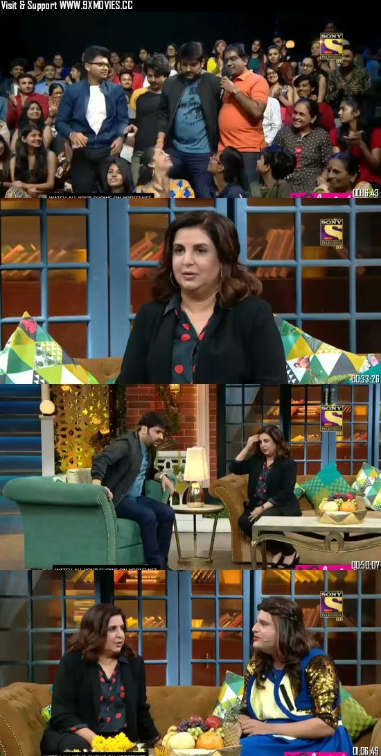 The Kapil Sharma Show 12 May 2019 HDTV 480p 300MB