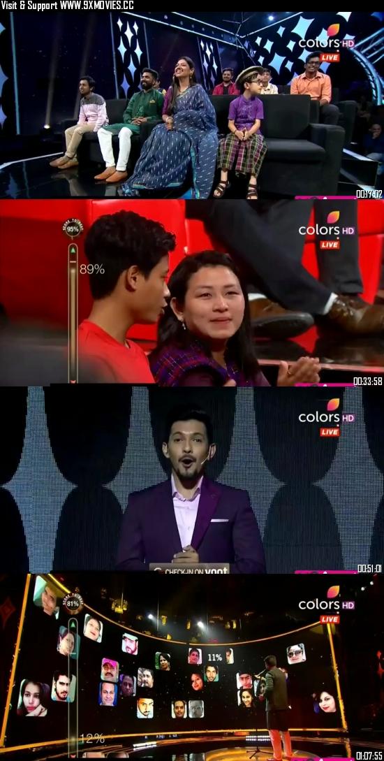 Rising Star 12 May 2019 HDTV 480p 300MB