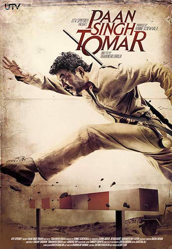 Paan Singh Tomar 2012 Hindi 650MB HDRip 720p ESubs HEVC