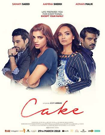 Cake 2018 Urdu 720p HDRip x264 ESubs Free Download