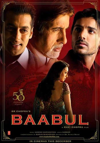 Baabul 2006 Hindi 720p WEB-DL 1.1GB
