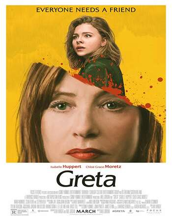 Greta 2018 Full English Movie 720p Download