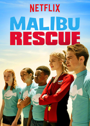 Malibu Rescue 2019 Dual Audio Hindi 720p WEB-DL 700mb