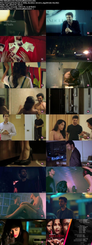 Bekaaboo 2019 Hindi S01 WEB Series Complete 720p HDRip x264
