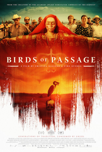 Birds of Passage 2018 English 720p BRRip 1.1GB
