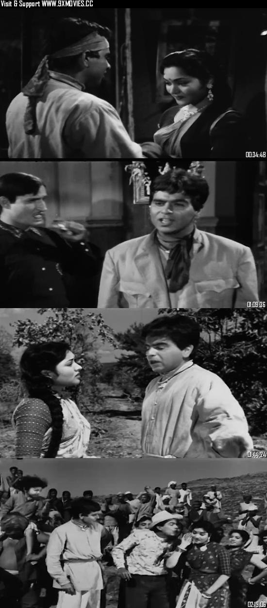 Naya Daur 1957 Hindi 480p WEB-DL 500MB