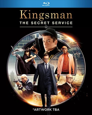 Kingsman The Secret Service 2014 UNCUT Dual Audio Hindi 480p BluRay 400mb