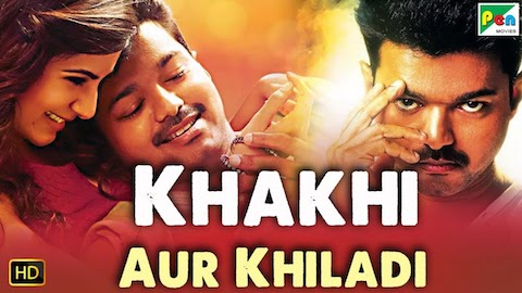 Khakhi Aur Khiladi 2018 Hindi Dubbed 720p HDRip 900mb
