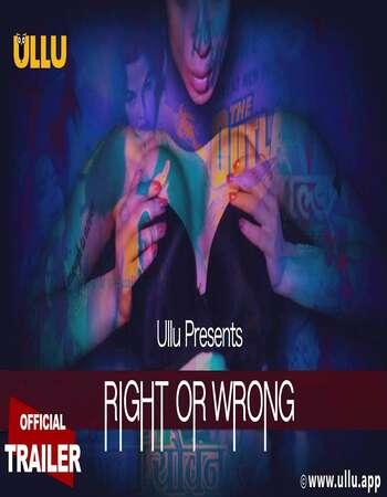 Right Or Wrong 2019 Full Season 01 Download Hindi In HD