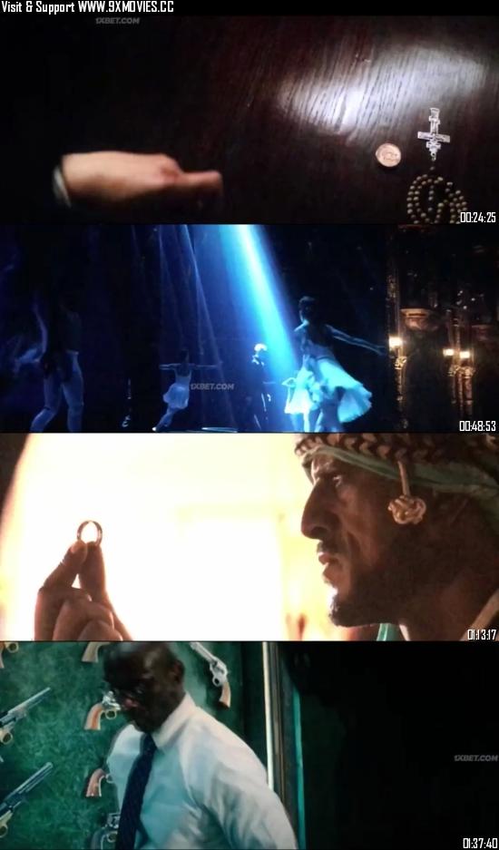 John Wick Chapter 3 - Parabellum 2019 English 480p DVDScr 350mb